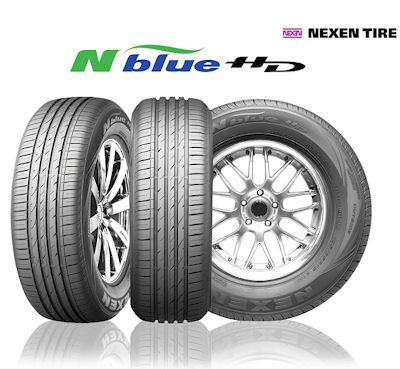 NEXEN TIRE N blue HD